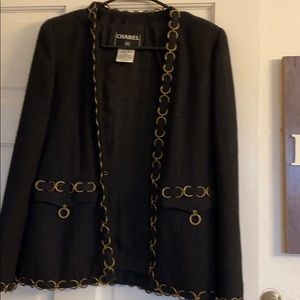 100 percent silk Chanel jacket